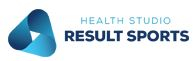 Logo Health Studio Result Sports.JPG